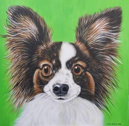 finn's painting