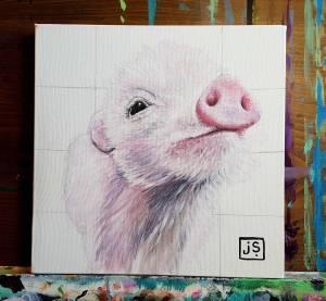 new piggy