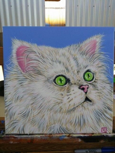 Walter the cat